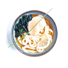 Monograph - Introducing cold udon - Japanese supper club