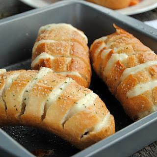 Mozzarella Stuffed Rolls Recipes