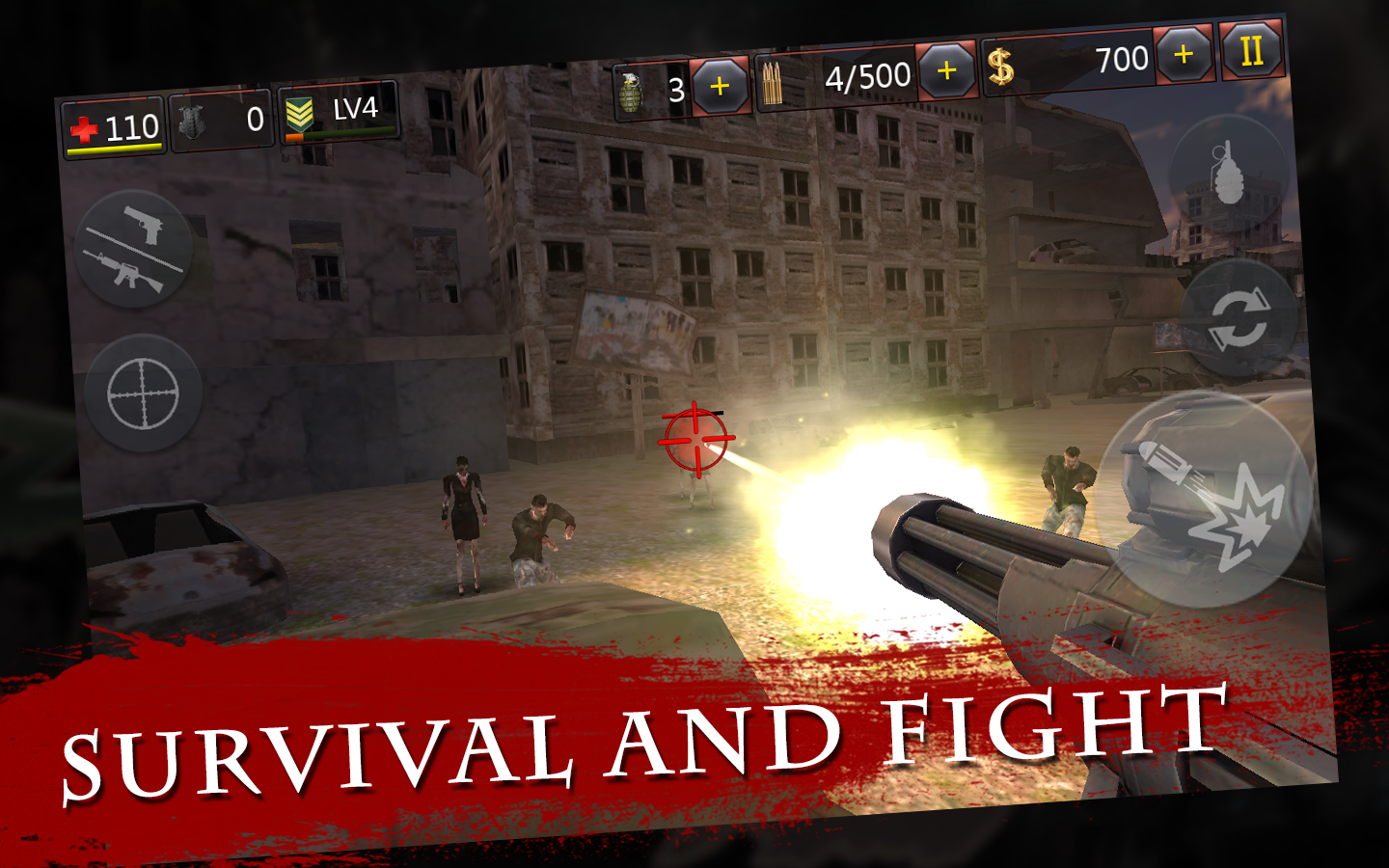 Zombie Hell 2 - FPS Shooting Screenshot 6