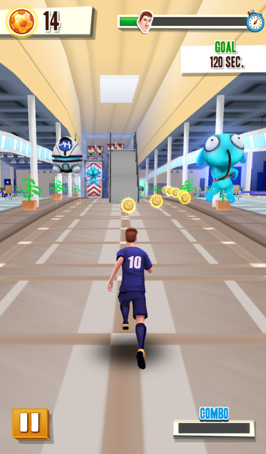 Messi Runner Screenshot 16