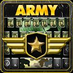 Glory Army Camo Emoji Keyboard Icon