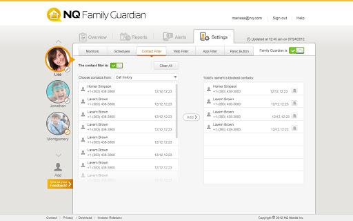 NQ Family Guardian screenshot 7