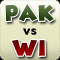 PAK VS WI Live Schedule Info APK for Bluestacks