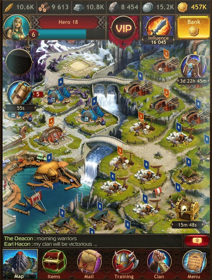 Vikings: War of Clans Screenshot 13
