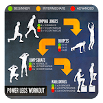 Power Legs Workout 1.1 Apk