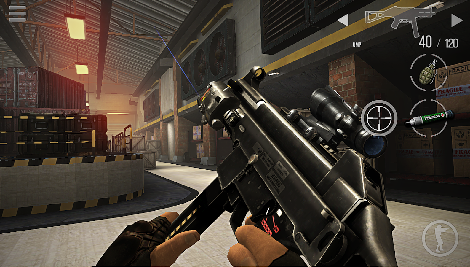 Modern Strike Online Screenshot 18