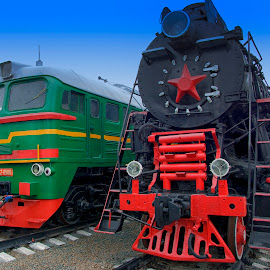 by Stanley P. - Transportation Trains (  )
