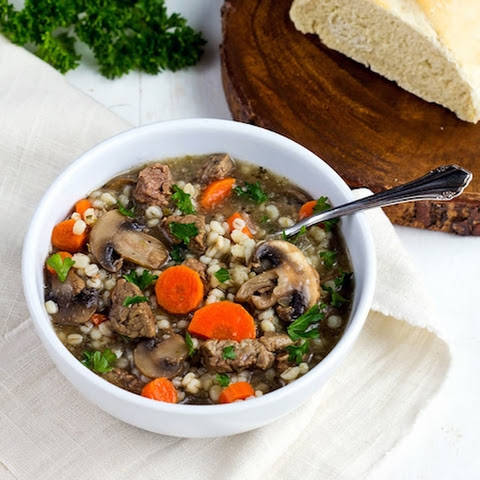 how to make beef broth soup