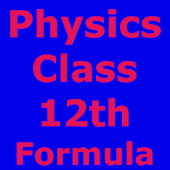 Physics formulas 12 th pdf APK for Bluestacks