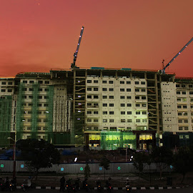 Bagnan kampus 4 UAD by Elis Solihati - Buildings & Architecture Office Buildings & Hotels ( #bangunan #uad #kampua 4 #jogjakarta #kampau 4 uad )