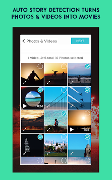 Magisto Video Editor & Maker APK screenshot thumbnail 8