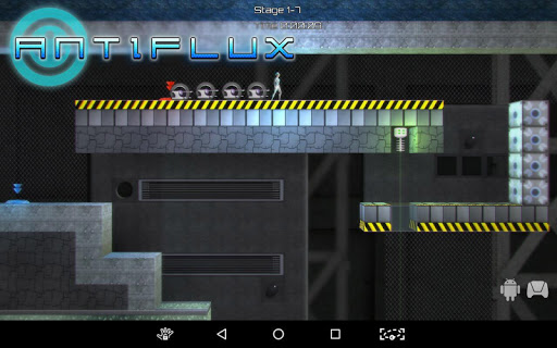 Antiflux - screenshot