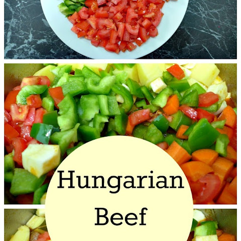Hearty Hungarian Beef Goulash