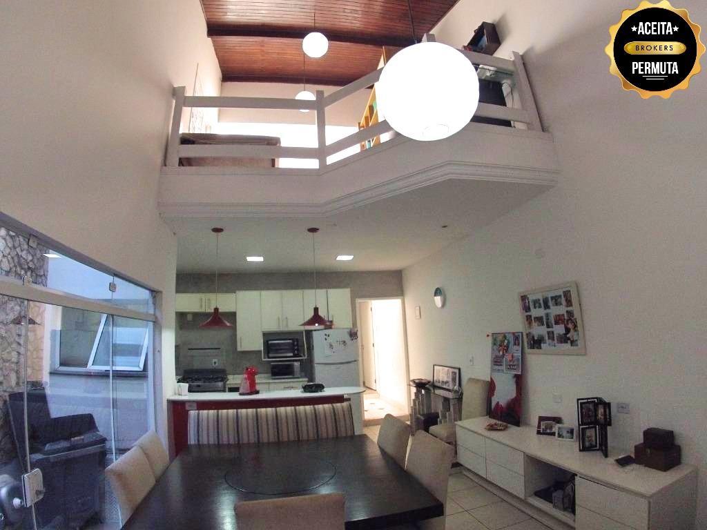 Sobrado com 3 dormitórios à venda, 240 m² por R$ 600.000,00 - Parque João Ramalho - Santo André/SP