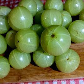 Amla aka Indian gooseberry by Janette Ho - Food & Drink Fruits & Vegetables