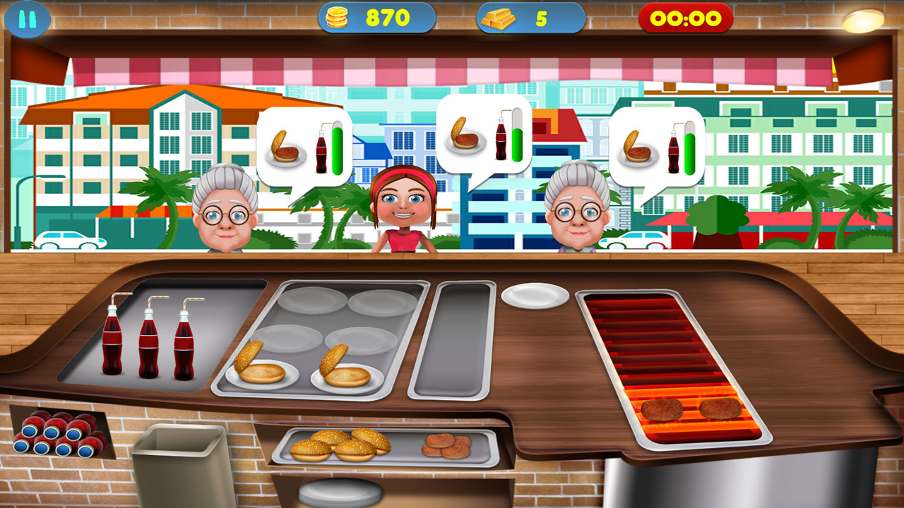 Fabulous Food Truck Screenshot 4