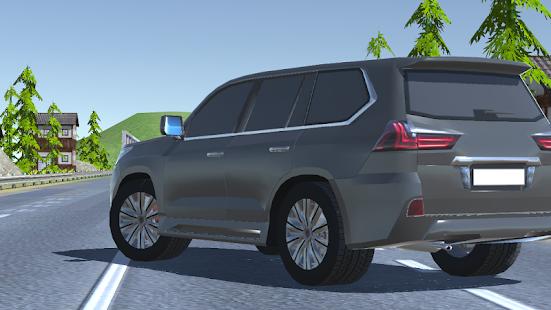 Offroad Car LX APK for Bluestacks
