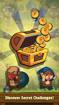 Realm Defense: Fun Tower Game APK screenshot thumbnail 5