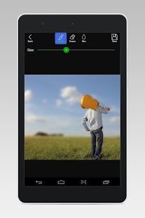 App DSLR Camera Effect Maker APK for Windows Phone