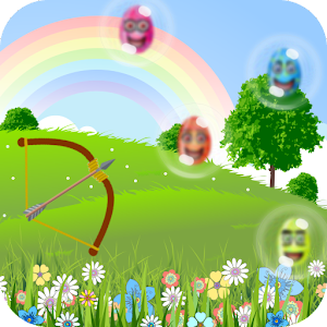 Easter Bubble Shooter Archery For PC (Windows & MAC)