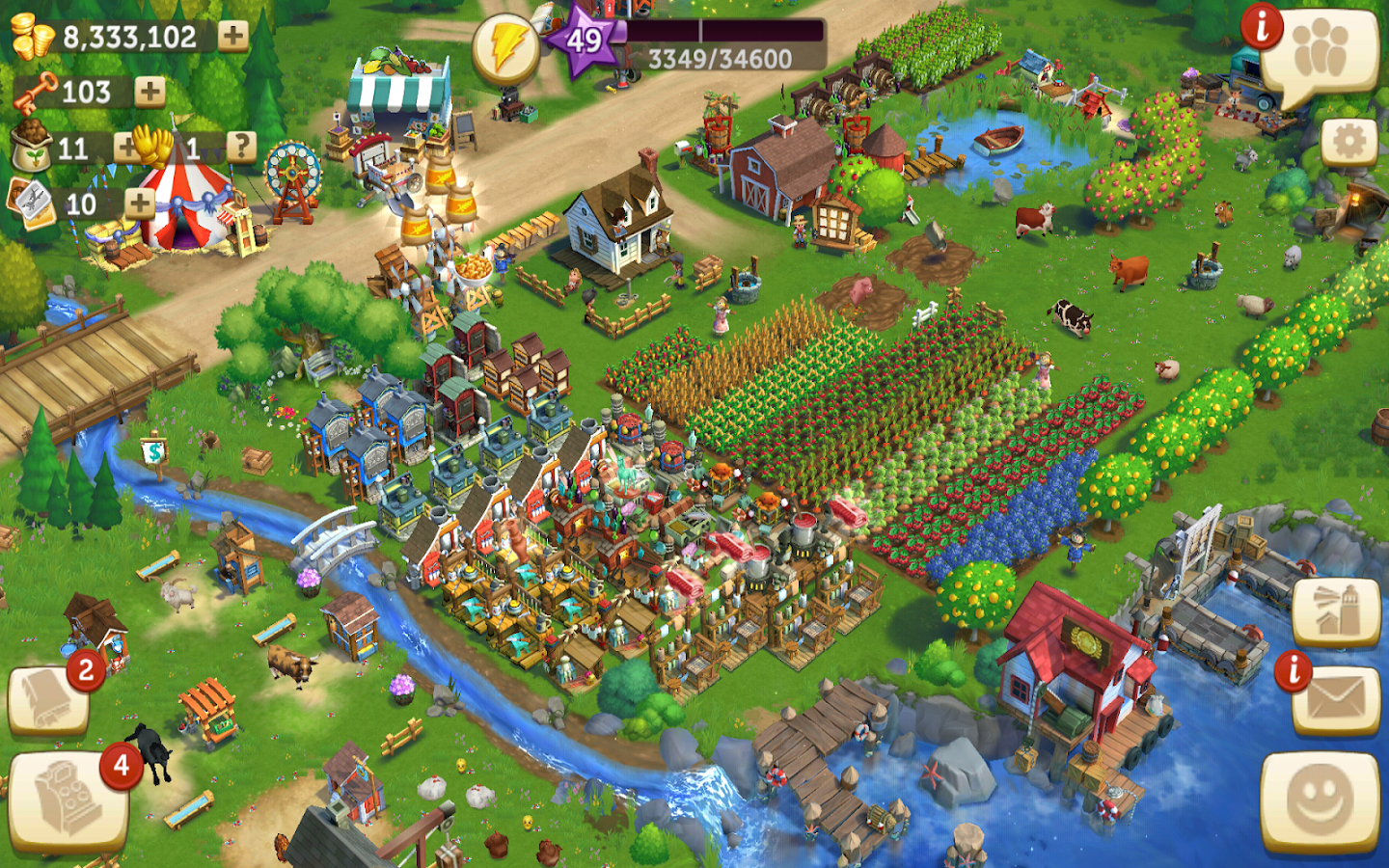 FarmVille 2: Country Escape Screenshot 17