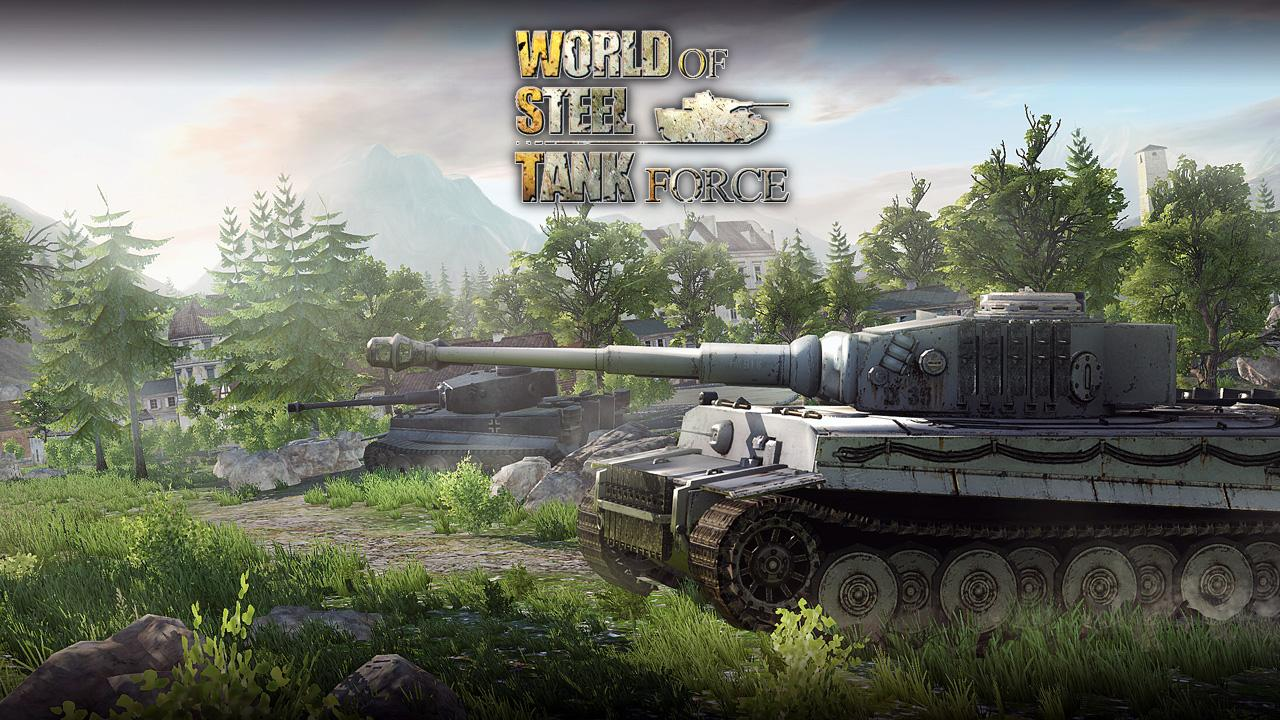 World Of Steel : Tank Force Screenshot 0