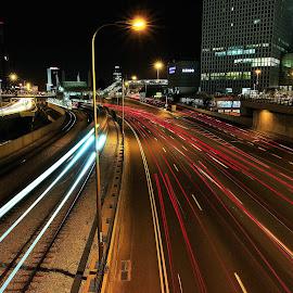 by Dong Leoj - City,  Street & Park  Street Scenes ( street&park, city )