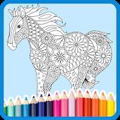 Game Coloring Book: Animal Mandala APK for Kindle