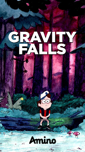 Faller Amino for Gravity Falls - screenshot