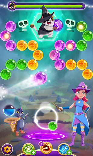 Bubble Witch 3 Saga screenshot 6