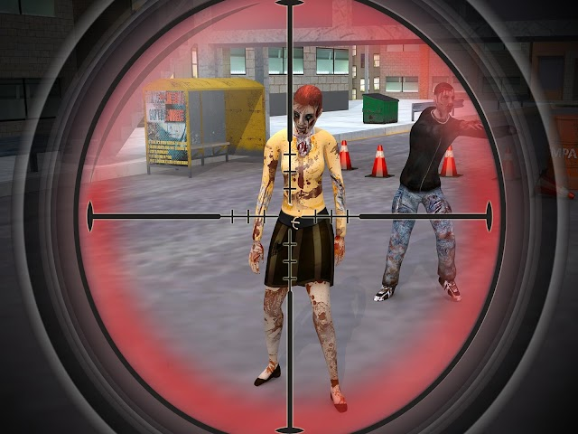 android Elite Zombie Shooter : 3D FPS Screenshot 7