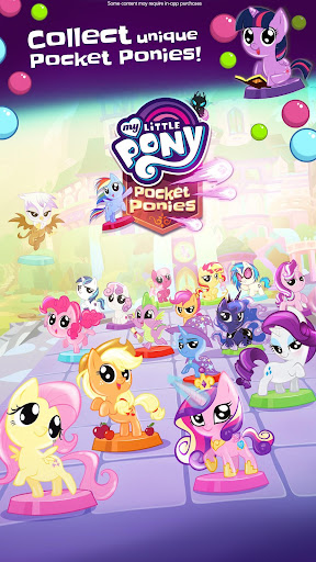 My Little Pony Pocket Ponies For PC