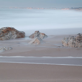by Ed  von Ems - Landscapes Beaches