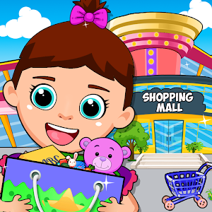 Toon Town: Shopping For PC / Windows 7/8/10 / Mac – Free Download
