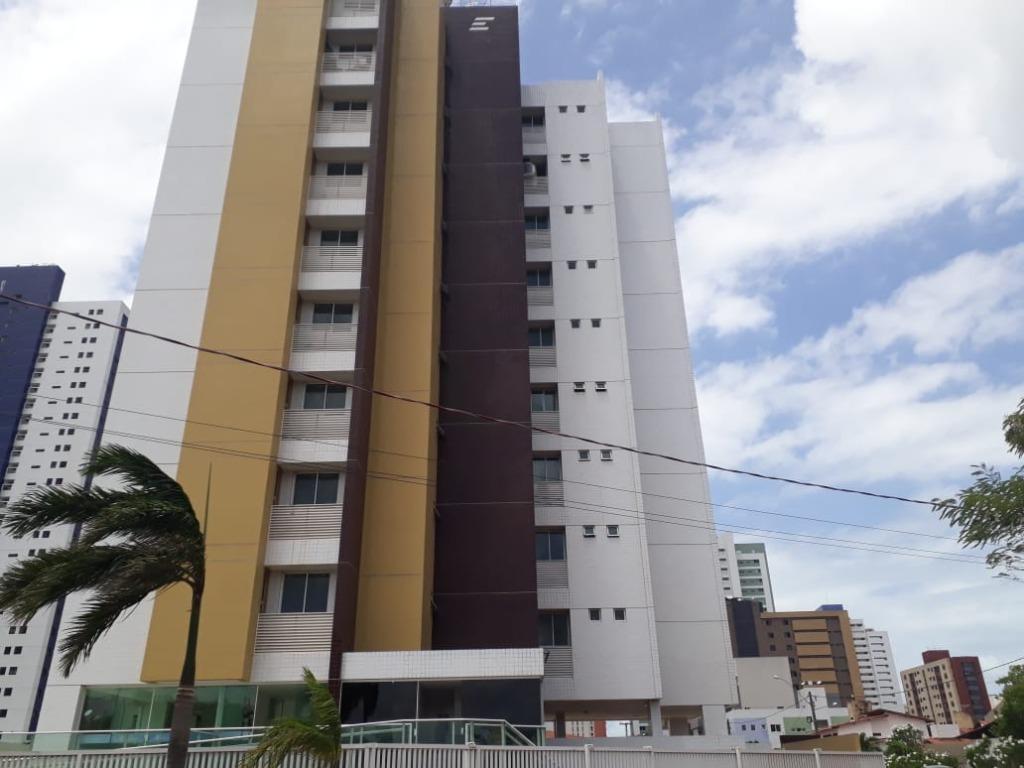 Apartamento com 3 dormitórios à venda, 126 m² por R$ 533.000,00 - Aeroclube - João Pessoa/PB