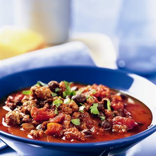 Beef Chili Five Ways