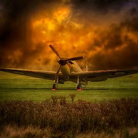 by Kelly Murdoch - Transportation Airplanes