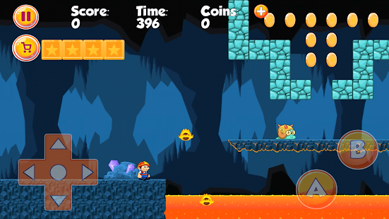 Game Amazing World of Ted APK for Kindle