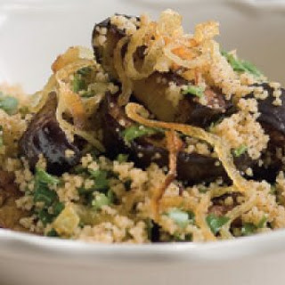 Moroccan Eggplant With Couscous Recipes