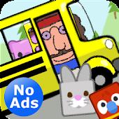 Download Preschool Bus Driver - NO ADS APK on PC