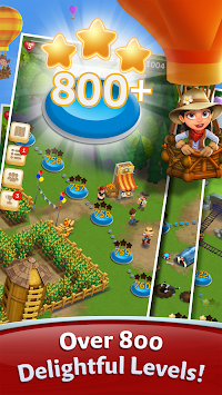 FarmVille: Harvest Swap APK screenshot thumbnail 2