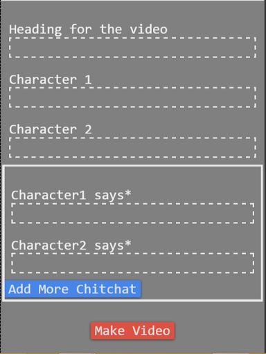 Story Maker - screenshot
