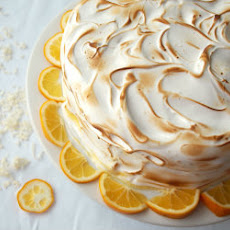 Clementine Meringue Cake With Rosemary Recipes — Dishmaps