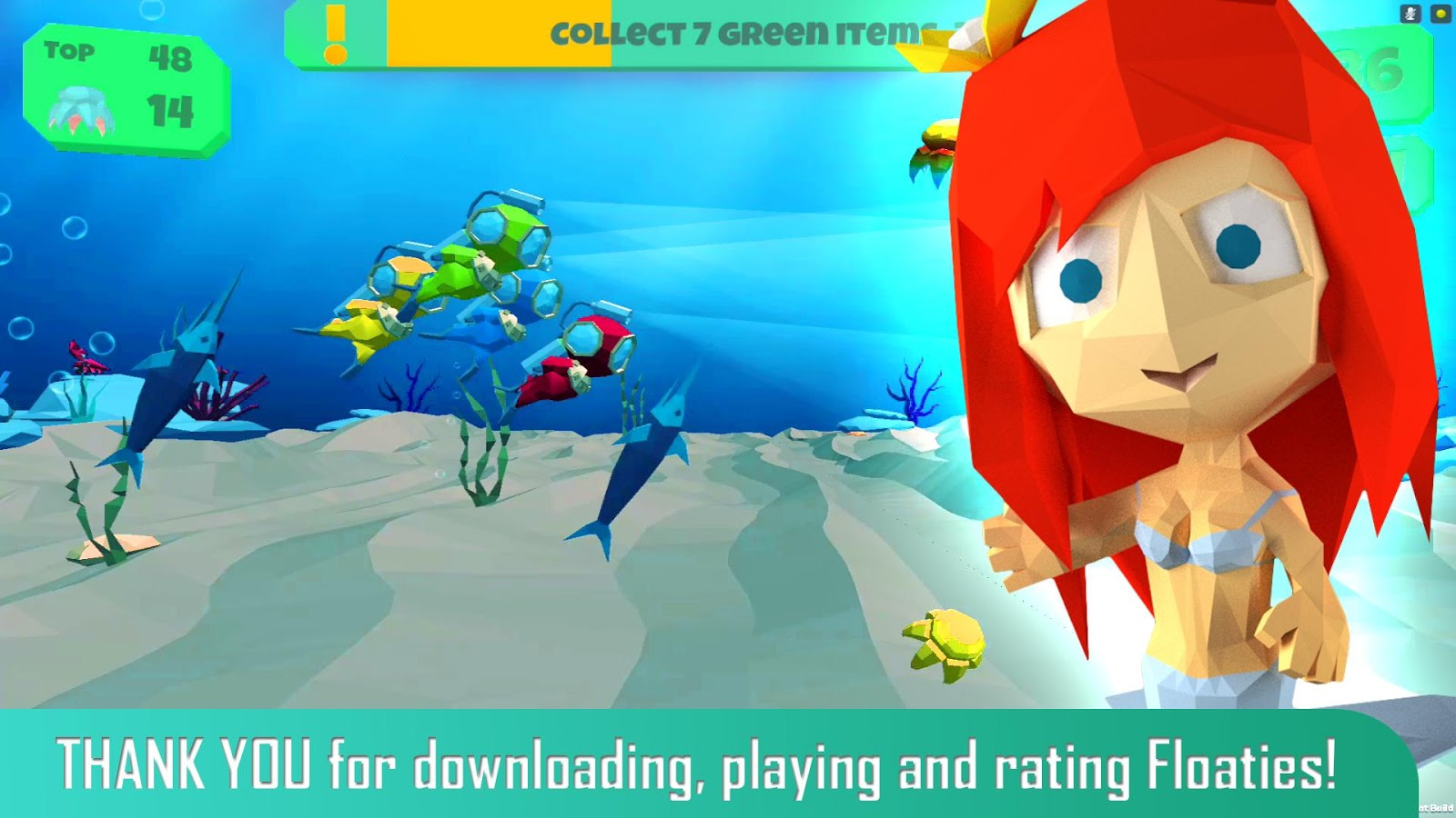 Floaties: Endless Flying Game Screenshot 7