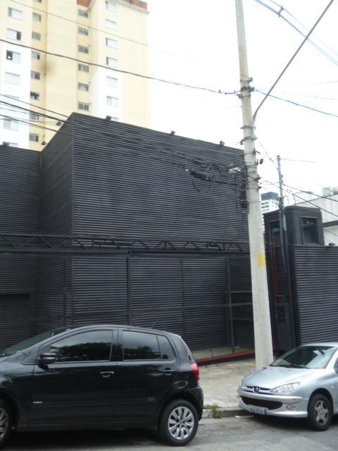 Galpão para alugar, 668 m² por R$ 25.000/mês - Vila Olímpia - São Paulo/SP