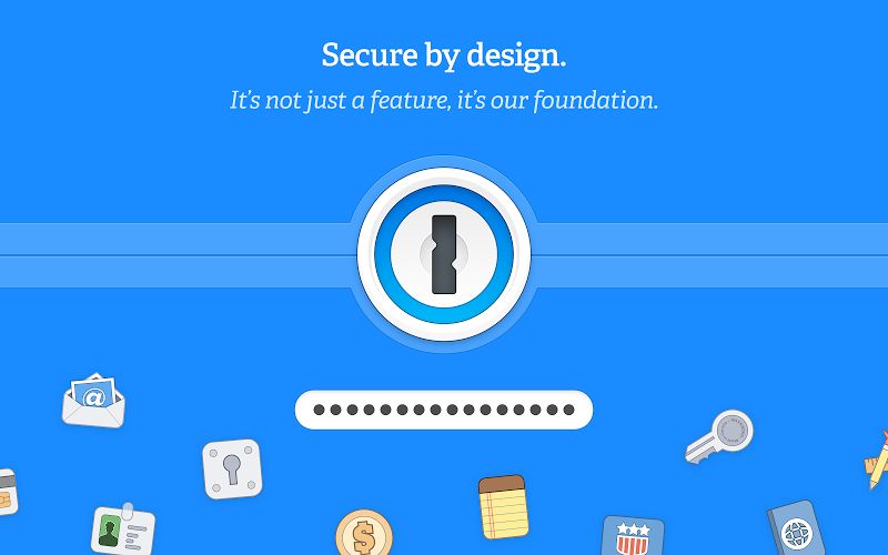 1Password - Password Manager and Secure Wallet Screenshot 6