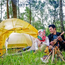 My Happy Ending by Rochmad Hidayat - People Couples