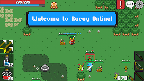Game Rucoy Online - MMORPG - MMO APK for Windows Phone