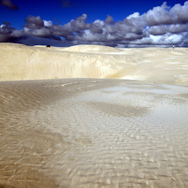 Sand dunes in Western Australia by Prashant Karnath - Landscapes Caves & Formations