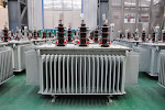 10kV Three Phase Energy-saving Oil-immersed Amorphous Alloy Distribution Transformer